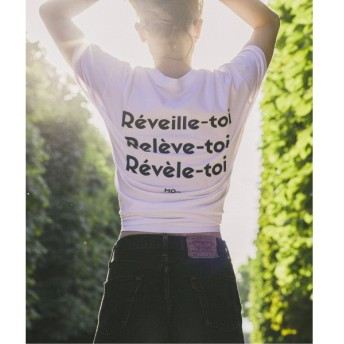 [マルイ]【セール】Tシャツ(MOSEY×EDIFICE LOGO T-SHIRT)/エディフィス(EDIFICE)