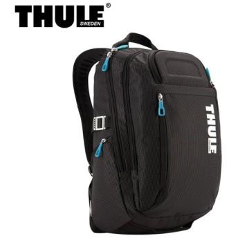 スーリー THULE リュック バッグ バックパック クロスオーバー メンズ レディース 21L CROSSOVER BACKPACK ブラック 黒 3201751 8/6 新入荷