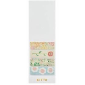 【メール便なら送料190円】KITTA キッタ<キングジム> フラワー2 KIT022