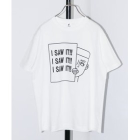【URBAN RESEARCH:トップス】I saw it T-shirts
