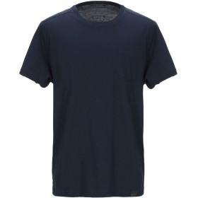 《期間限定 セール開催中》BELSTAFF メンズ T シャツ ダークブルー 3XL コットン 100%