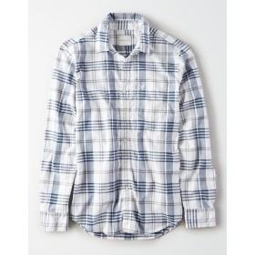 【アメリカンイーグル】AEオックスフォードパターンシャツ