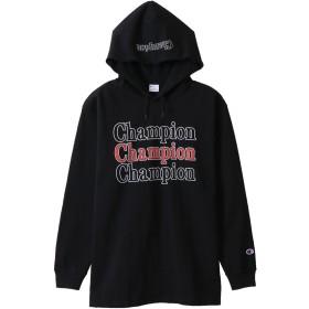 フードTシャツ 19FW 【秋冬新作】キャンパス チャンピオン(C3-Q430)【5500円以上購入で送料無料】