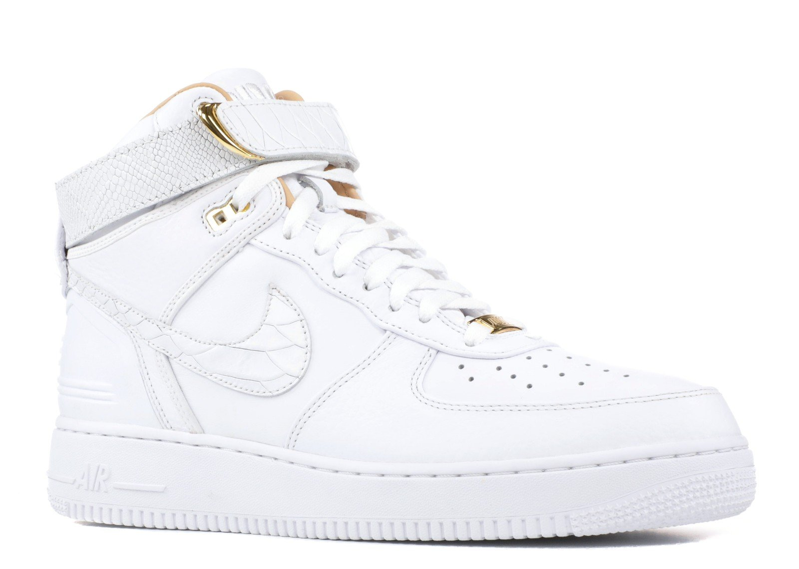 Nike Air Force 1 High '07 LV8 Men's Shoes Wolf Grey