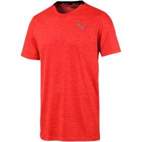 【プーマ公式通販】 プーマ FAVORITE イグナイト ヘザーSS ランニング Tシャツ 半袖 メンズ Nrgy Red Hthr-Black Hthr |PUMA.com