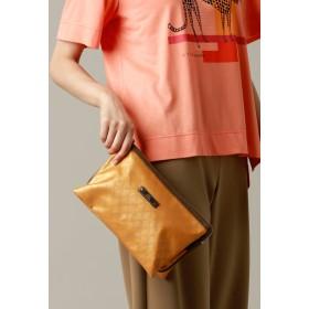 EVEX by KRIZIA 【evex la borsetta】 ラブパンサーコーティング パースポシェット その他 鞄・バッグ,イエロー