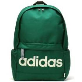【セール】アディダス リュックサック adidas スクールバッグ リュック デイパック 通学 バッグ スクール スポーツ 22L レディース メンズ 中学生 高校生 47448 カレッジグリーン(08)
