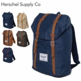 タイムセール価格!ハーシェル Herschel Supply Co リュック バックパック RETREAT 10066