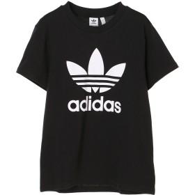 adidas women's adidas アディダス BOYFRIEND TEE Tシャツ・カットソー,ブラック