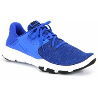 ナイキ メンズ スニーカー シューズ Men's Flex Control Tr 3 Training Shoe Racer Blue/Deep Royal Blue/Black