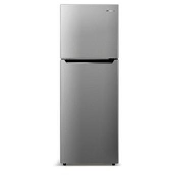 ハイセンス 2ドア冷蔵庫(227L・右開き) HR-B2302 ダークシルバー (標準設置無料)