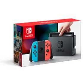 【送料無料】【即納】Nintendo Switch [ネオンブルー/ネオンレッド]