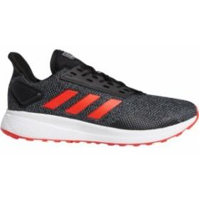 アディダス adidas メンズ シューズ・靴 ランニング・ウォーキング Duramo 9 Running Shoes Black/Red