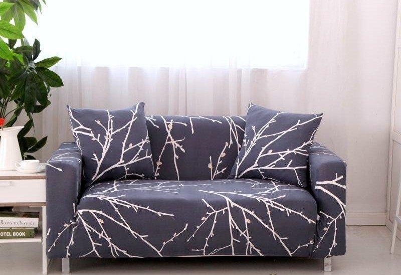 【RS雜貨舗】4人座 加送枕套 雙人沙發套彈性沙發套沙發墊沙發巾沙發布床墊保潔墊沙發彈簧床折疊沙發[4人座]