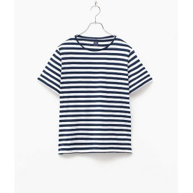 【SALE(伊勢丹)】<フェデッリ> Tシャツ 134ネイビー【三越・伊勢丹/公式】