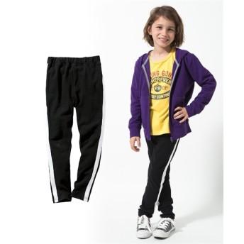 ストレッチスキニー柄パンツ(子供服 男の子 女の子 ジュニア服) パンツ