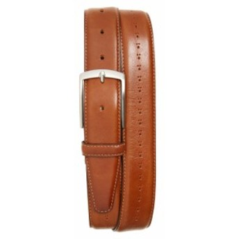 ノードストローム NORDSTROM MEN'S SHOP メンズ ベルト Chadwick Brogue Belt Cognac