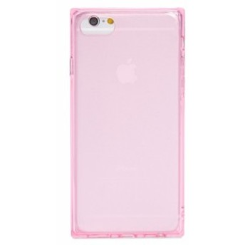 リカバー RECOVER レディース iPhone (8 Plus)ケース Squared Pink iPhone 7/8 & 7/8 Plus Case Pink