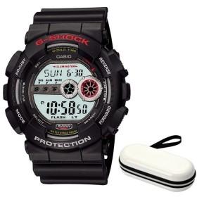 (時計ケースセット)(国内正規品)(カシオ)CASIO 腕時計 GD-100-1AJF (ジーショック)G-SHOCK メンズ(樹脂バンド クオーツ デジタル)(メール便不可)