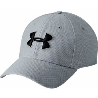 アンダーアーマー Under Armour メンズ 帽子 Heathered Blitzing Hat Steel/Steel/Black