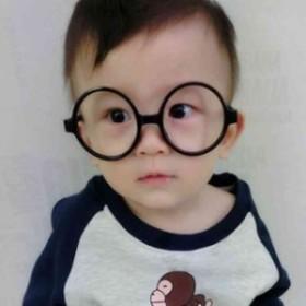 キッズ 伊達メガネ だてめがね 眼鏡 めがね メガネ 女の子 男の子 レンズなし サークル ハロウィン アクセサリー