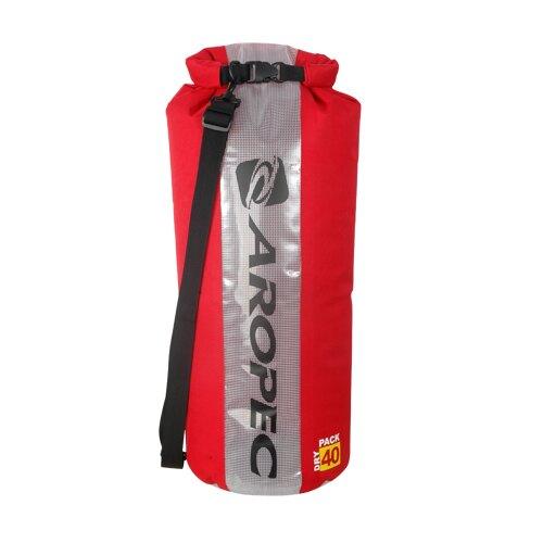 【【蘋果戶外】】AROPEC DBG-WG600-40L 紅 40公升 防水袋/乾式袋 亞洛沛