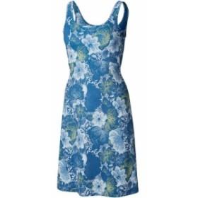 コロンビア Columbia レディース ワンピース ワンピース・ドレス PFG Freezer III Dress Impulse Bl Flowers Print