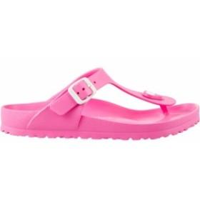 ビルケンシュトック Birkenstock レディース サンダル・ミュール シューズ・靴 Gizeh Essentials EVA Sandals Neon Pink