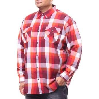 (バイヤーズピック) Buyers Picks メンズ トップス シャツ plaid woven l/s shirt (b&t) [並行輸入品]