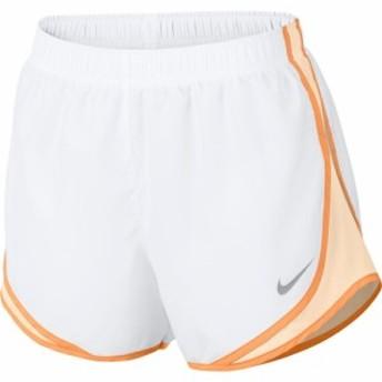 ナイキ Nike レディース ボトムス・パンツ ランニング・ウォーキング Tempo Running Shorts White/Guava Ice/Fuel Oran