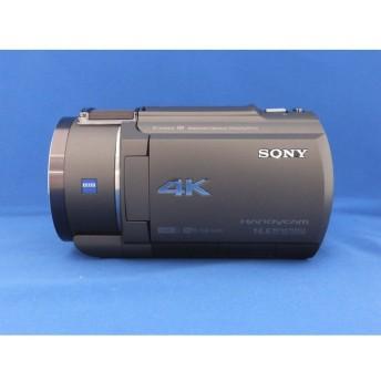 【中古】 【美品】 ソニー デジタル4Kビデオカメラレコーダー FDR-AX40 TIC ブロンズブラウン