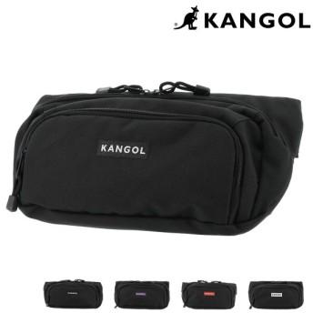 KANGOL カンゴール ウエストポーチ 250-1254