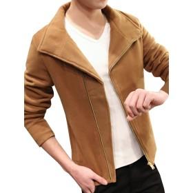 (ネルロッソ) NERLosso コート メンズ メンズコート カジュアル ビジネス スーツ 防寒 学生 ロング ショート シングル 正規品 170サイズ ベージュ cmh24541-170-be