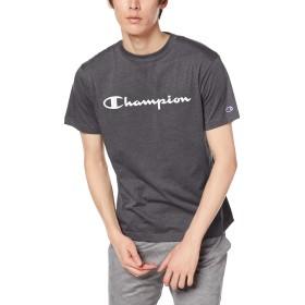 [チャンピオン] Tシャツ C3-QS302 メンズ チャコール 日本 L (日本サイズL相当)