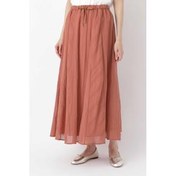 HUMAN WOMAN 楊柳スカート