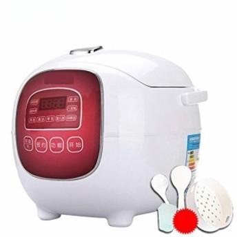 1.6 l ミニ炊飯器ホーム スマート小さな米炊飯器 1-2-3 人単一 4 多機能炊 (新品未使用の新古品)