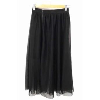 ラグアジェム LAGUA GEM スカート サイズJPN:S レディース 【中古】【ブランド古着バズストア】
