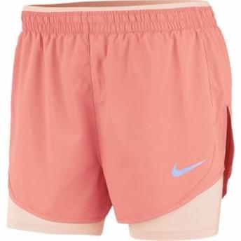 ナイキ Nike レディース ボトムス・パンツ ランニング・ウォーキング Tempo Lux 2-in-1 Running Shorts Pink Quartz/Echo Pink