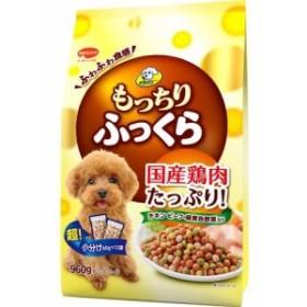 日本ペットフード ビタワン もっちりふっくら チキン・ビーフ・野菜入り 960g