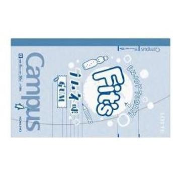 ロッテ Fit's キャンパスノートラムネ味 12枚×10入(8月下旬頃入荷予定)