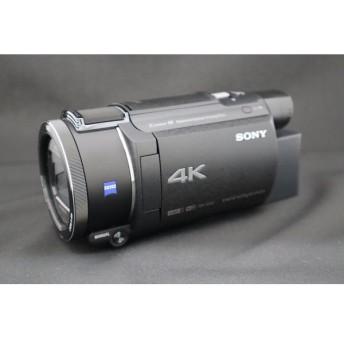 【中古】 【良品】 ソニー デジタル4Kビデオカメラレコーダー FDR-AX60 B ブラック