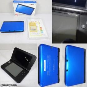 【中古即納】[訳あり][本体][3DS]ニンテンドー3DS LL ブルー×ブラック(SPR-S-BAKK)(20121011)