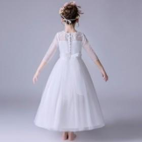 新品セール子供ドレスフォーマルピアノ発表会ドレス 子どもドレス 子供服 女の子ワンピース コンクール七五三