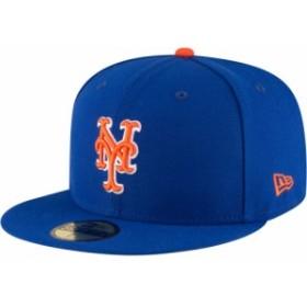 ニューエラ New Era メンズ キャップ 帽子 New York Mets 59Fifty Alternate Royal Authentic Hat