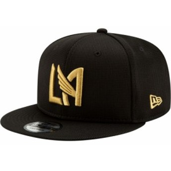 ニューエラ New Era メンズ キャップ 帽子 MLS Los Angeles FC 9Fifty Snapback Adjustable Hat