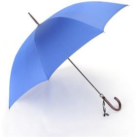 [服飾雑貨]ハンキュウメンズ 紳士長傘 HANKYU MENS SL ブルー 65cm