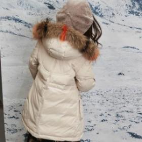 子供服 女の子 子供用 防水ダウンジャケット キッズ ジュニア 極寒 防寒 雪 アウター 暖かい ダウンコート モッズコート アウター 暖かい