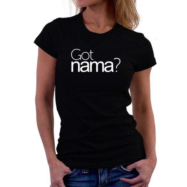 Got Nama 女性の Tシャツ