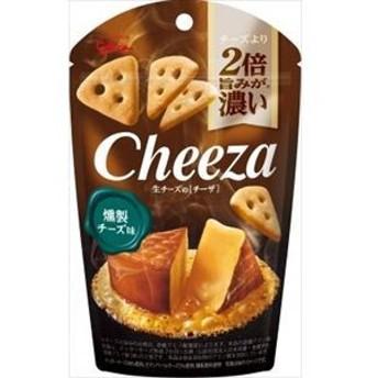 江崎グリコ 生チーズのチーザ 燻製チーズ味 40g×10入(9月上旬頃入荷予定)