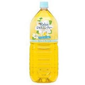 【送料無料】伊藤園 Relaxジャスミンティー 2Lペットボトル×6本入